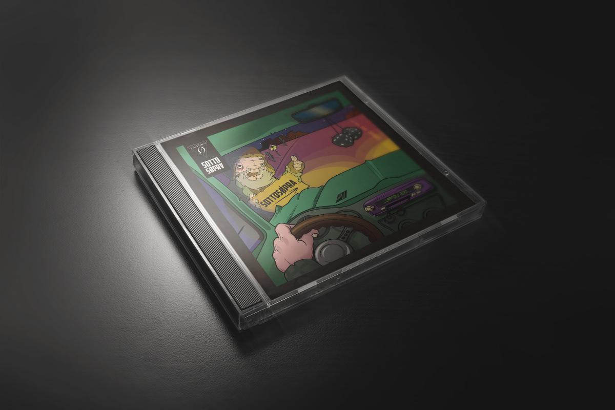 SOTTOSOPRA – COVER CD
